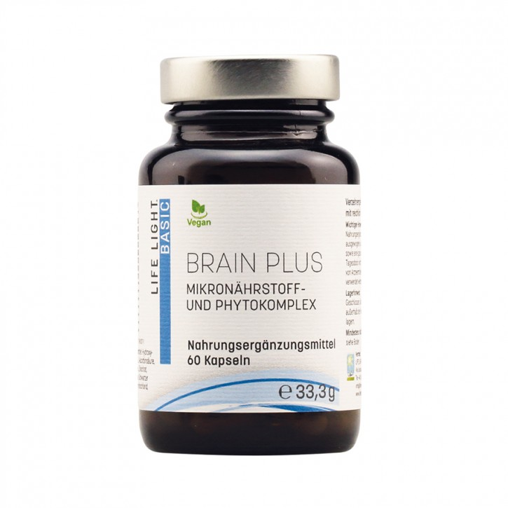 Brain plus 60 Stk. Life Light
