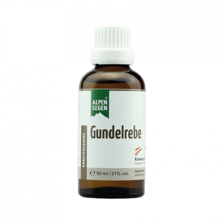 Alpensegen Gundelrebe Kräuteressenz 50ml Life Light