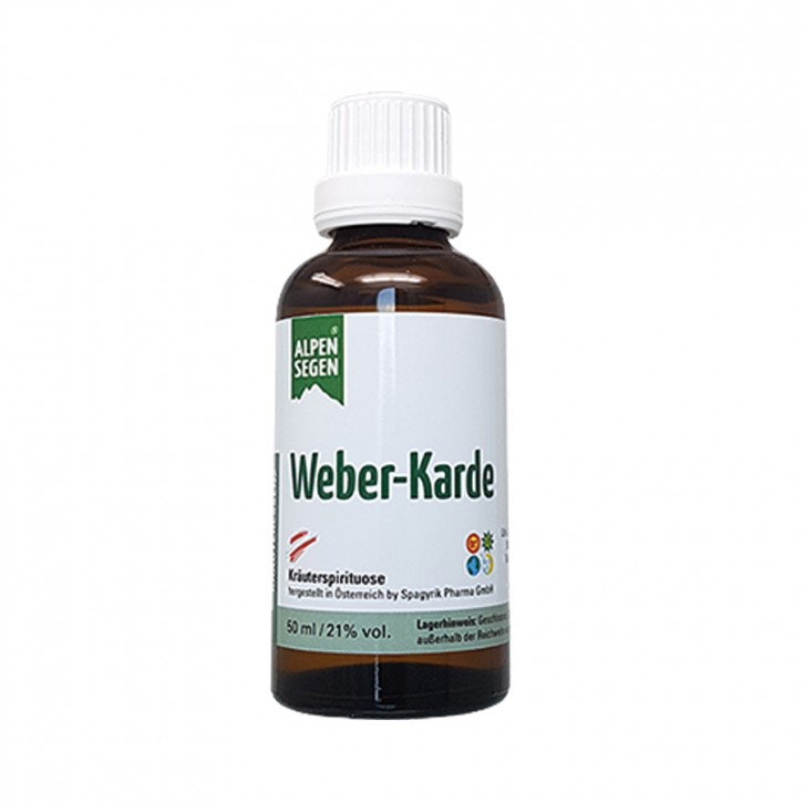 Alpensegen Weber-Karde 50ml Life Light