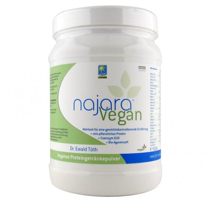 Najara Proteinpulver vegan  500g