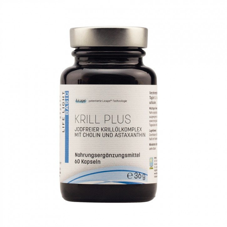 Krill plus 60 Stk. Life Light