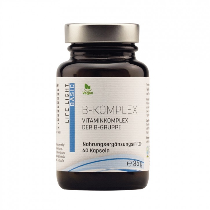 Vitamin B Komplex 60 Stk. Life Light