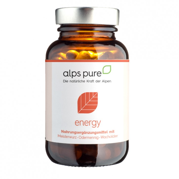 Energy 60 Kaps. Alps pure