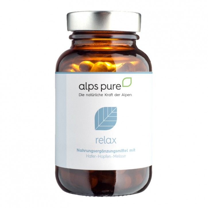 Relax 60 Kaps. Alps Pure