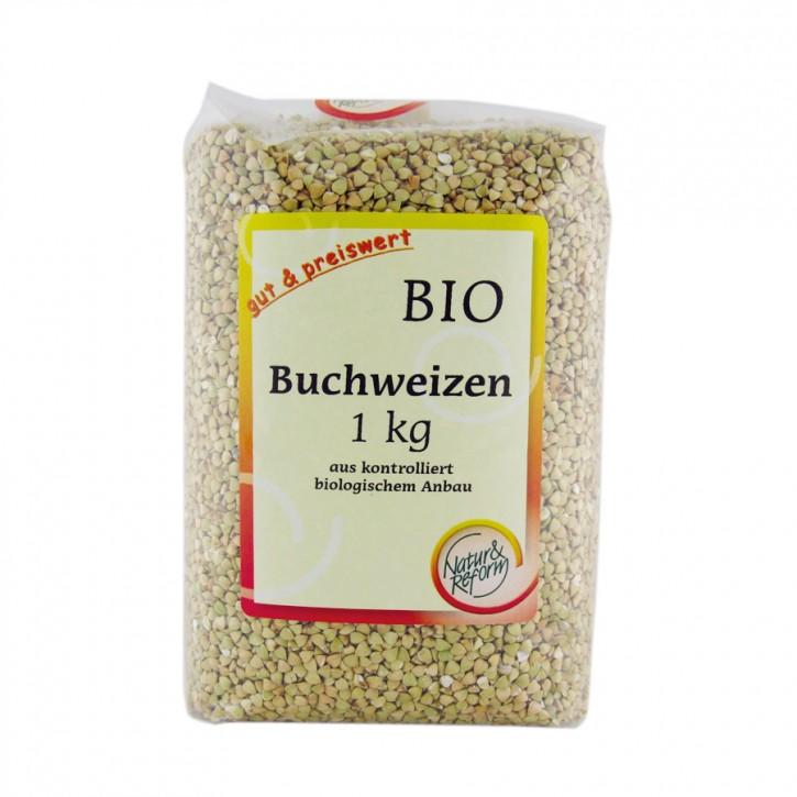 Buchweizen bio 1kg Natur & Reform