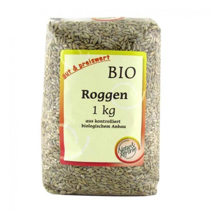 Roggen bio 1kg
