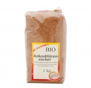 Bio Kokosblütenzucker 1kg Natur&Reform