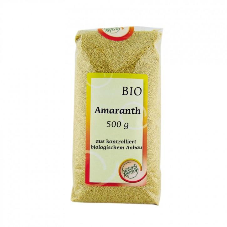 Amaranth bio 500g Natur & Reform