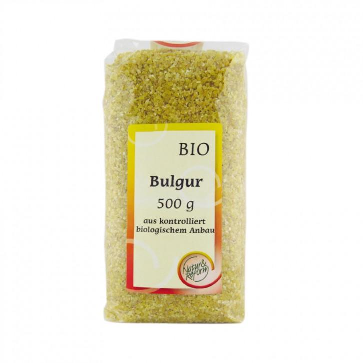 Bio Bulgur 500g Natur & Reform