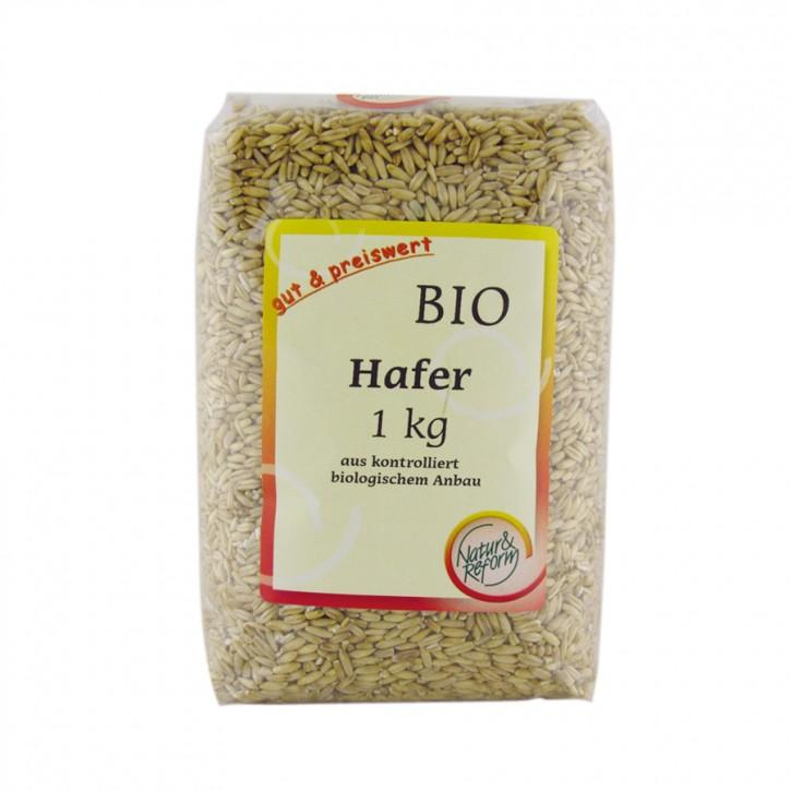 Hafer bio 1kg Natur & Reform