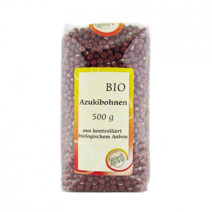 Bio Akazukibohnen 500g Natur & Reform