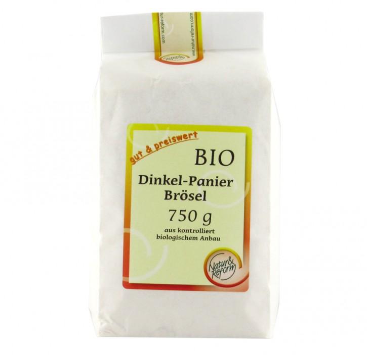 Bio Dinkel Panierbrösel 750g