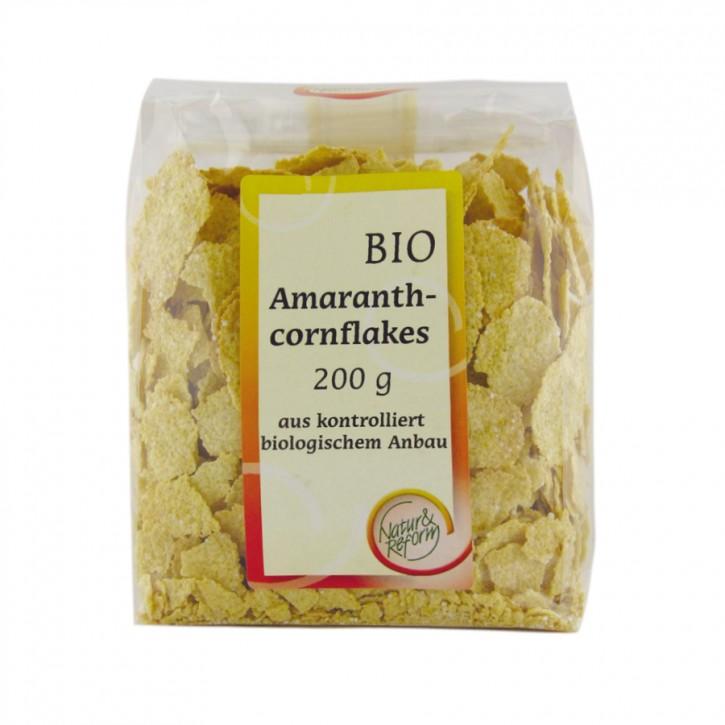 Bio Amaranth Cornflakes 200g Natur & Reform