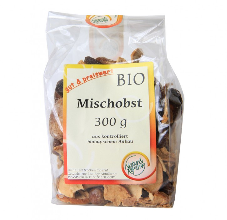 Bio Mischobst 300g