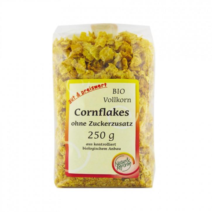 Bio Vollkorn Cornflakes ohne Zuckerzusatz 250g Natur & Reform