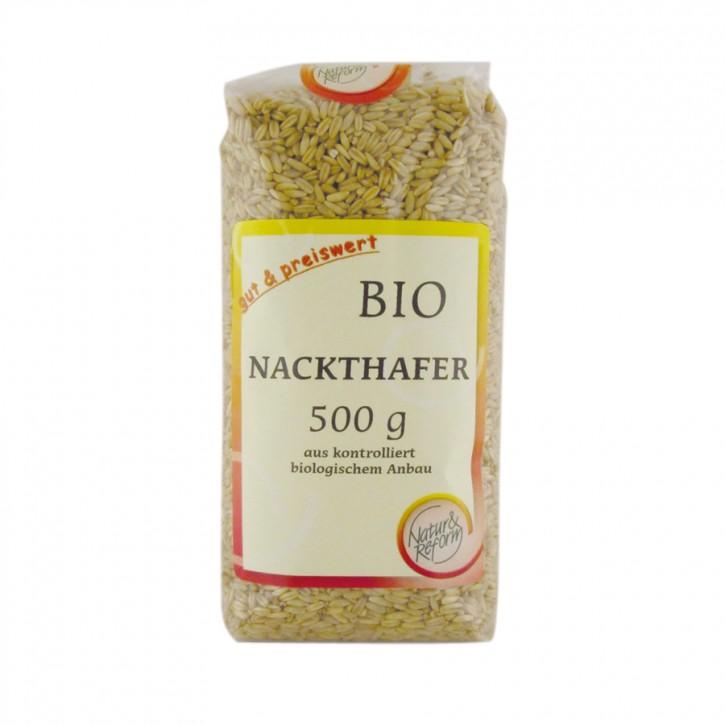 Bio Nackthafer 500g Natur & Reform