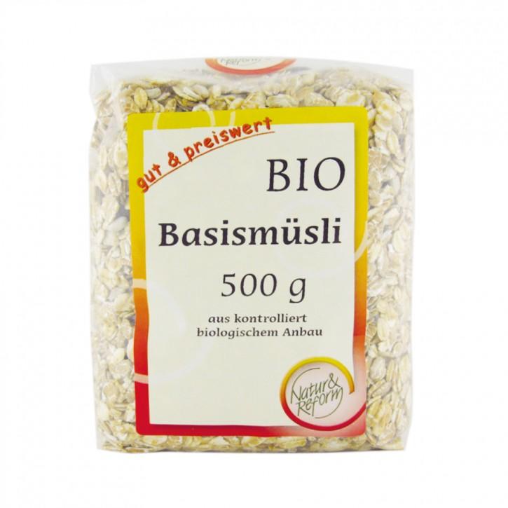 Bio Basismüsli 500g Natur & Reform