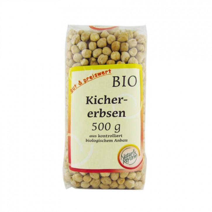 Bio Kichererbsen 500g Natur & Reform
