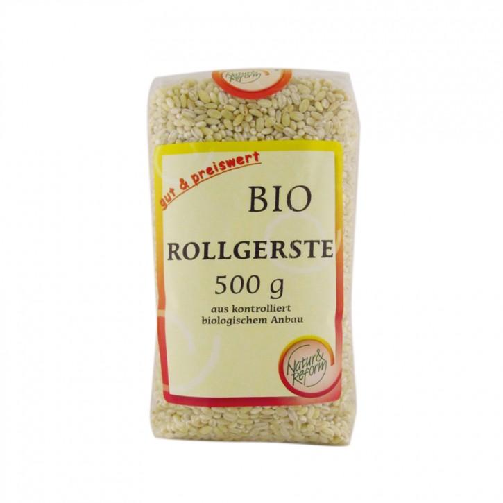 Rollgerste bio 500g Natur&Reform