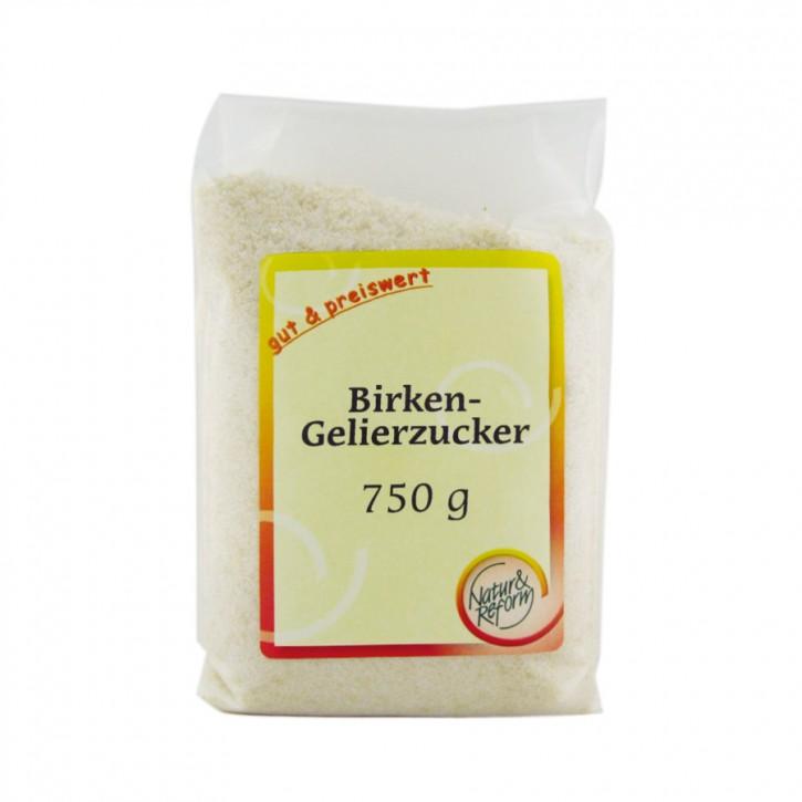 Bio Birkengelierzucker 750g Natur & Reform