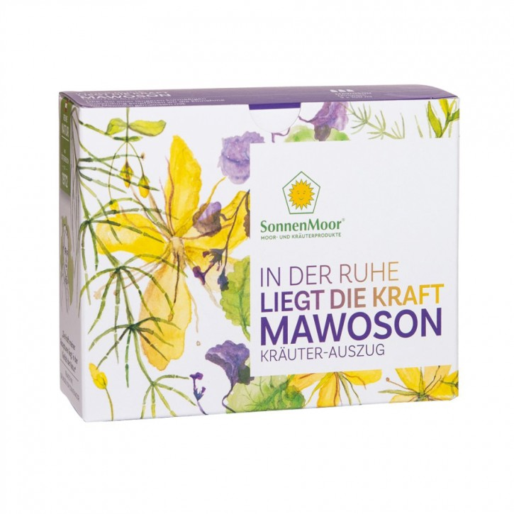 Mawoson 3x100ml SonnenMoor