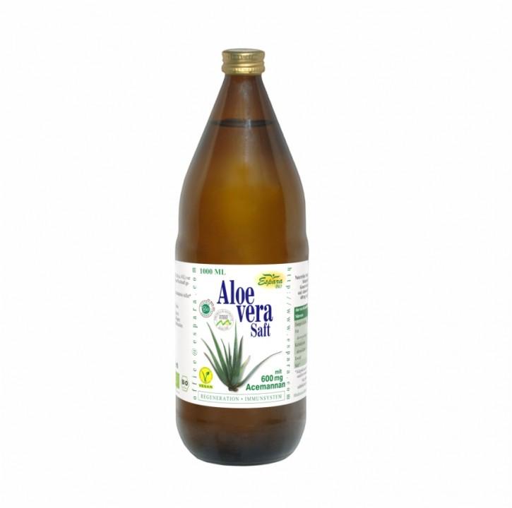 Aloe Vera Saft bio 1l Espara
