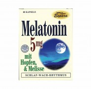MELATONIN 5MG Espara 60Stk