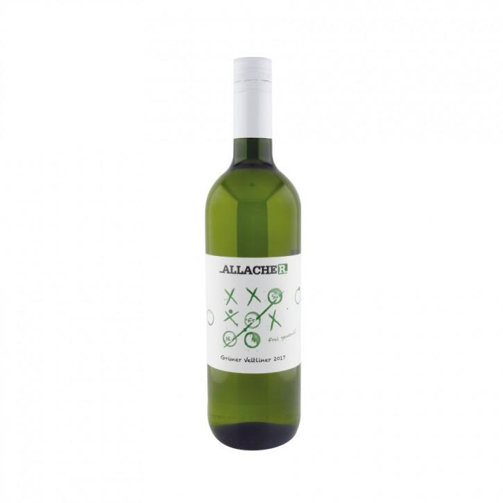 Bio grüner Veltliner 0,75l Allacher