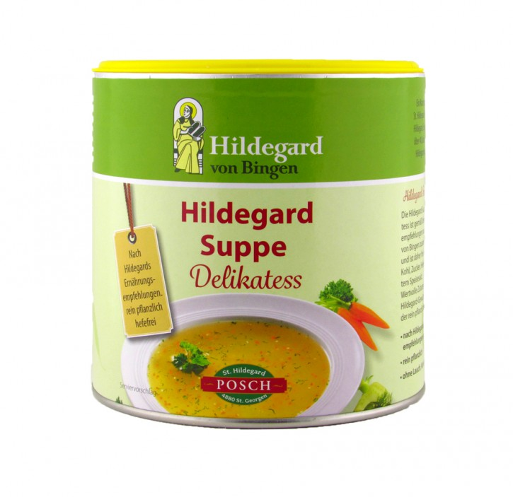 Hildegardsuppe Delikatess 400g