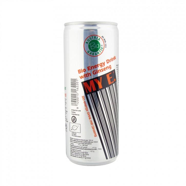 MY E. BIO Energy Drink 250ml