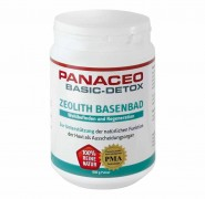 Basic-Detox Zeolith Basenbad Panaceo 800g