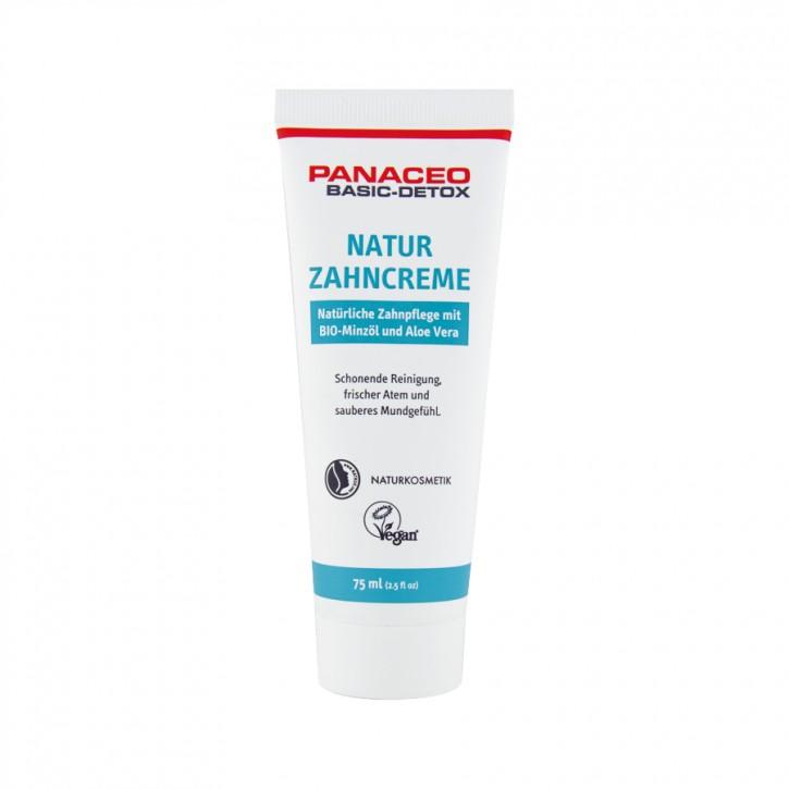 Panaceo Natur Zahncreme Basic-Detox 75ml