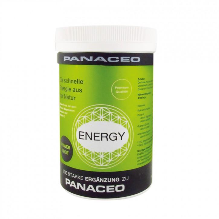Panaceo Energy Power-Shot 250g Dose