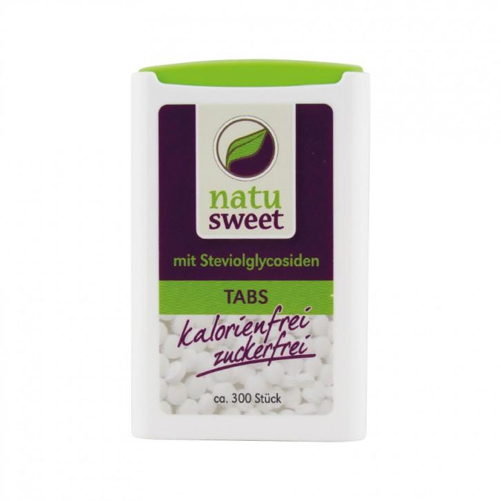 Natusweet Stevia Tabs 300 Stk.