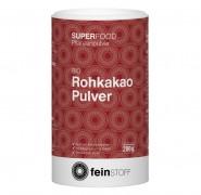 Feinstoff Rohkakao-Pulver Bio 200g
