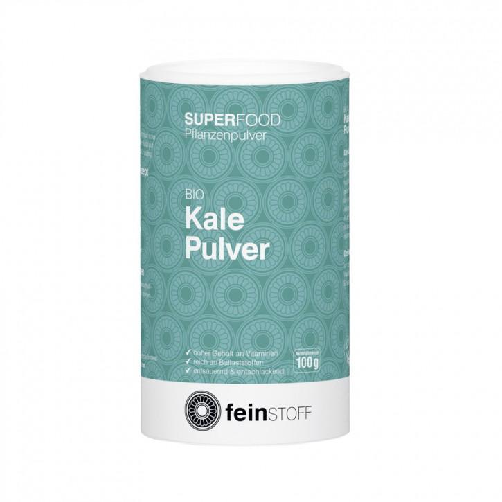 Feinstoff Kale Pulver Bio 70g