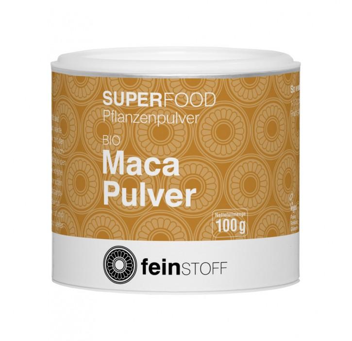 Bio Maca  Pulver 220g