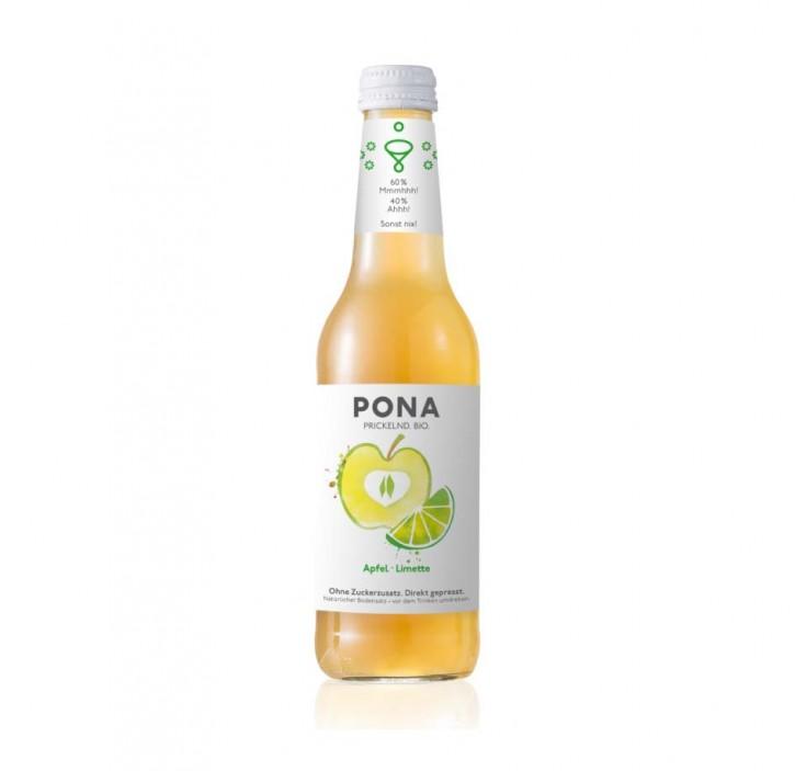 PONA Apfel Limette Bio 330ml
