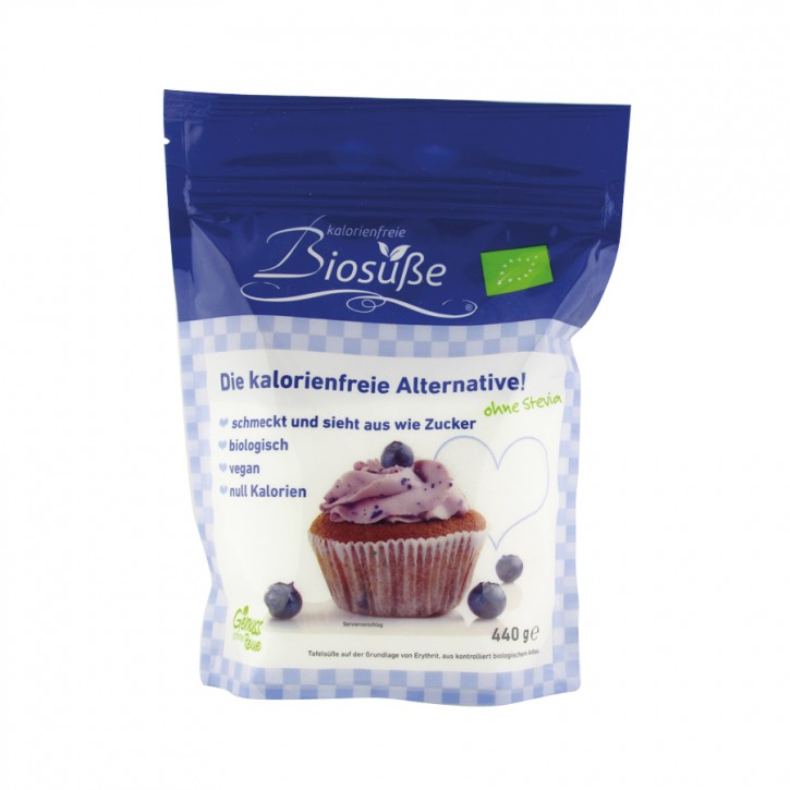Biosüße kalorienfrei bio 440g Sukrin