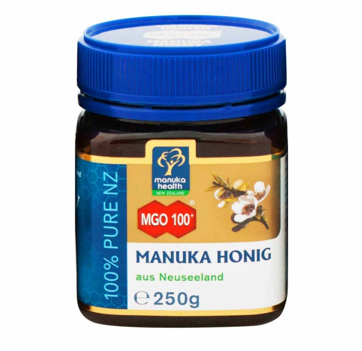 Manuka Honig MGO100+ 250g