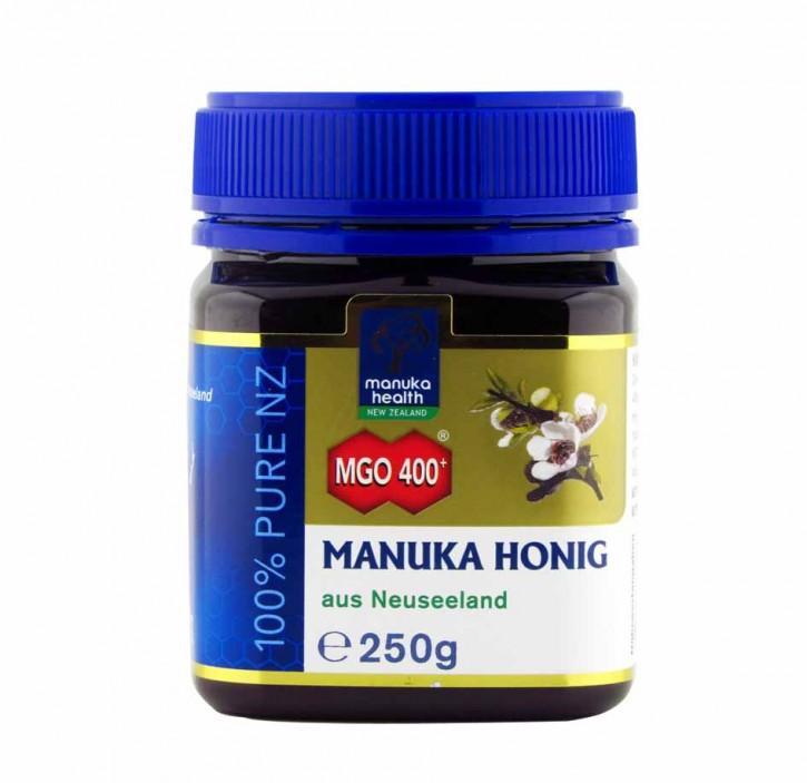 Manuka Health Manuka-Honig MGO 400+  250 g