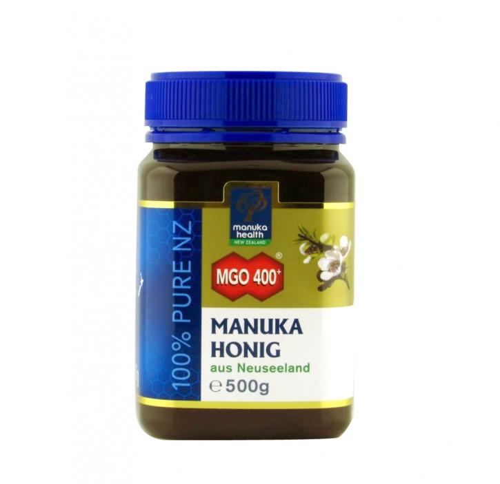 Manuka Honig MGO400+   500g