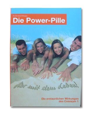 Buch DIE POWERPILLE Dr.Bernd Knappe Taschenbuch