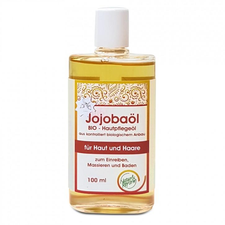 Jojoba Bio-Pflegeöl 100ml