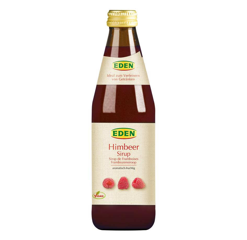 HIMBEERSAFT BIO Eden 330ml-4005047014023