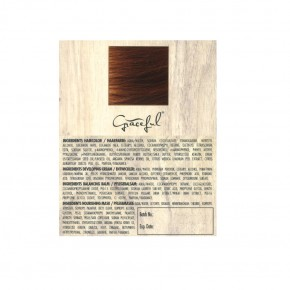 Graceful Haarfarbe 6.4 dunkelblond kupfer-gold