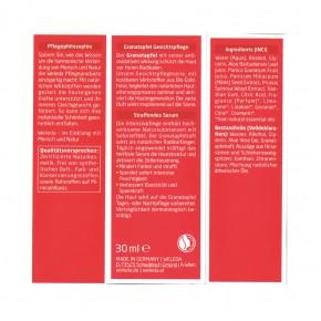 Granatapfel Straffendes Serum 30ml Weleda