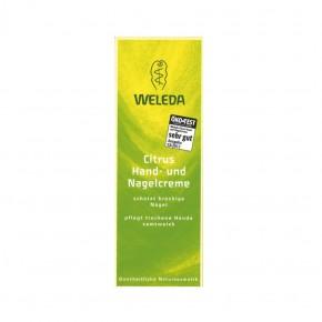 Citrus Hand- und Nagelcreme 50ml Weleda