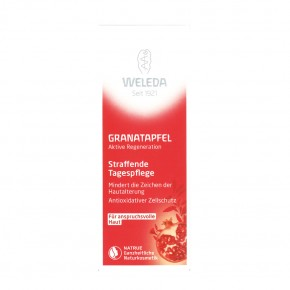 Granatapfel Straffende Tagespflege 30ml Weleda
