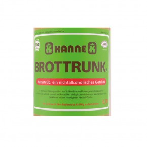Original Bio Brottrunk 0,75 l Kanne
